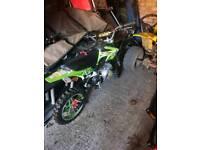 50cc kids motor cross bike