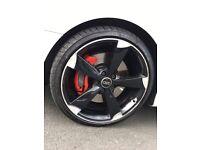 Audi rotor alloys reps 19 5x112 8.5j