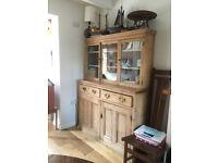 Beautiful pine dresser for sale