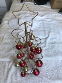 Christmas Tree - metal