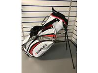 BENROSS 14 WAY STAND BAG WITH DOUBLE STRAP. BRAND NEW