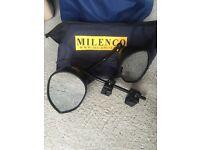 Milenco car mirrors