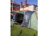 6 birth tent camping