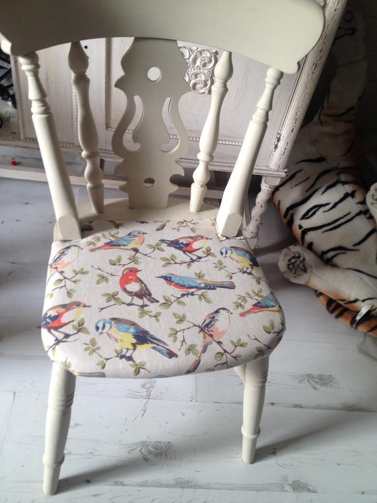 Shabby chic chair Cath kidston