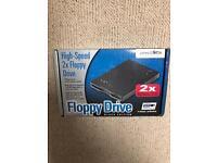 External USB Floppy Disc Drive
