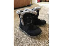 Swede boots size 7