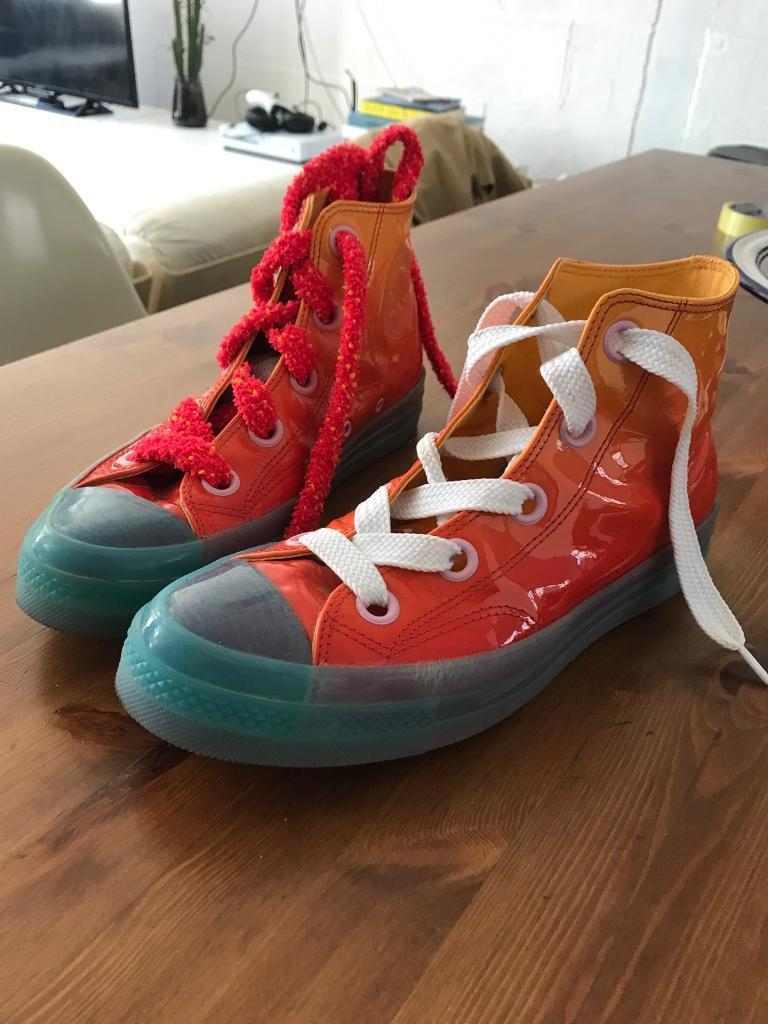 Limited edition JW Anderson x Converse  Toy  Chuck 70 s Men s size UK 10.  Hackney dd674830b
