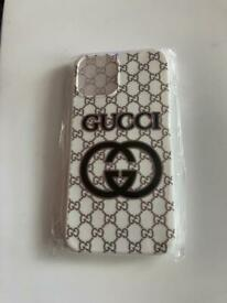 New iPhone 12 and 12pro Gucci style phone case