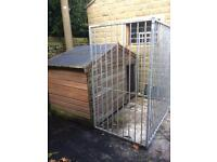 Dog kennel free- to be collected by 03/03/2017