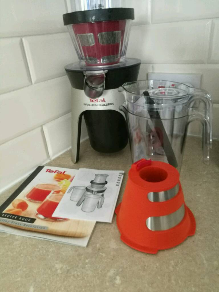 Tefal infinity press revolution - never used