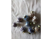 Bundle Of Multi Colour 9 Small Gift Boxes Ideal For Jewellery