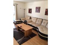 2 bedroom, 2 bathroom, furnished, newly renovated flat in West End