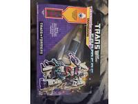 Transformers G1 Snapdragon and DoubleDealer