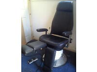 Footman/Belmont power rise podiatry chiropodist chair reflexology pedicure only £200 for quick sale