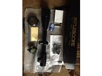 6-24x50 AOEG scope new