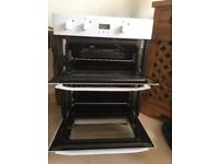 Hotpoint Built-under Electric double oven