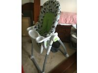 Mothercare highchair - £20 only