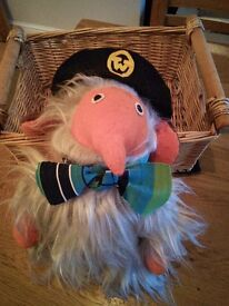 Womble from 1970s - Orinoco