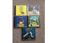 5 Audio books