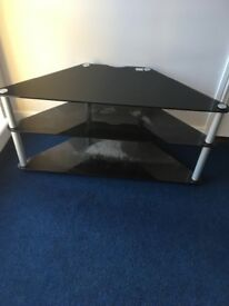 TV unit / stand glass