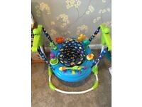 Mothercare Ocean Life jumperoo