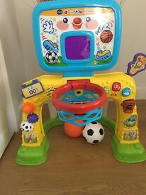 Selection of toys for sale