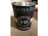 Farrow and ball paint - 5L brand new