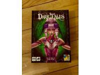 Dark tales card game.