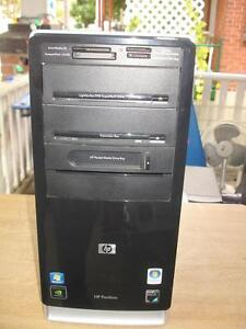 HP PAVILION AMD DUAL CORE 2.80GHZ REFURBISHED COMPUTER WINDOWS 7