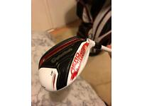 Taylormade made recovery