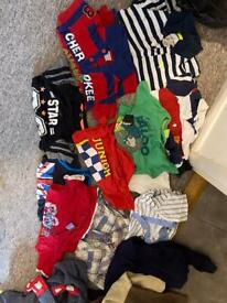 Boy 2-3years clothing