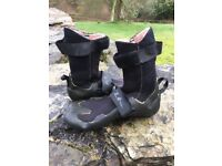 Rip Curl Wetsuit Boots size UK6