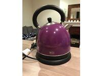 Dark purple Swan Kettle for Sale