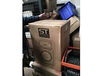 Sound tech st15rx reinforcement speaker