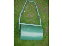 Light weight steel garden roller - charity sale