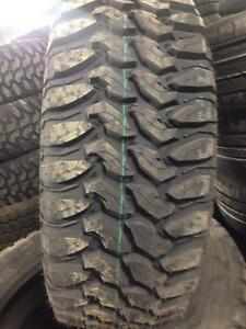 33x12.5 R18LT Load E Brand New Mud-terrain Radar Renegade R-7 10 PLY