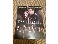 Twilight Saga the complete illustrated movie companion