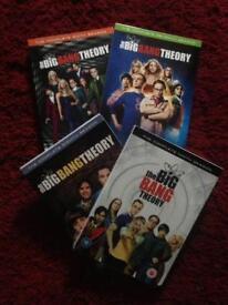 The Big Bang Theory 6-8