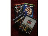 The Big Bang Theory 6-8