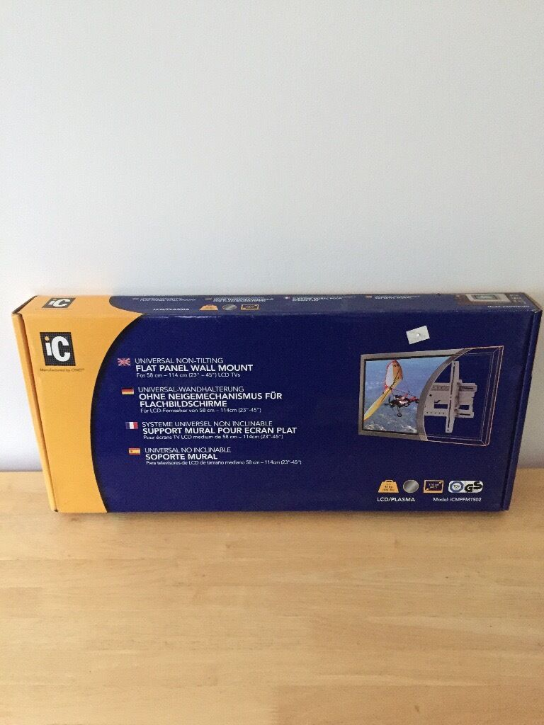 TV Flat Panel Wall Mount