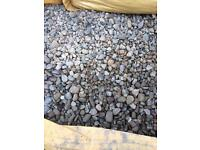 Multi mix garden and driveway chips / stones