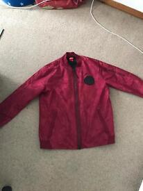 Nike football club jacket
