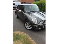 Super 'Park Lane Edition' Mini ONLY done 58,500 miles,MOT till 19/01/2017 - £3300 ONO