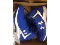 UNDER ARMOUR EUR44 BASKETBALL SHOES