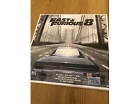 Fast and the Furious 8 4K UHD Blu Ray Big Sleeve version sealed