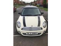 2007 Mini Cooper D 1.6 diesel £30 a year to tax