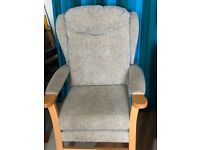 HSL high rise chair