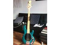 4 String Musicman Stingray Bass Guitar