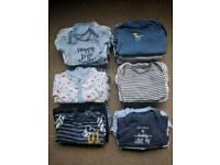 Big bundle baby boys 0-3 months clothes