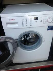 Bosch easycare washing machine can deliver